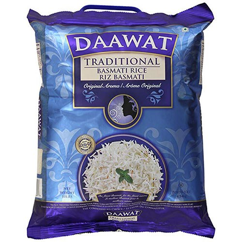 Picture of Daawat Traditional Basmati Rice 10lb