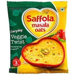 Picture of Saffola Veggie Oats 500gm