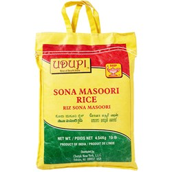 Picture of Udupi Sona Masoori Rice 10lb