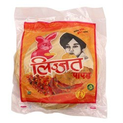 Picture of Lijjat Garlic Papad 200gm