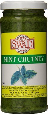 Picture of Swad Mint Chutney 7.5oz