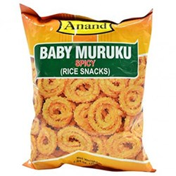 Picture of Anand Baby Muruku (Spicy) 200gm