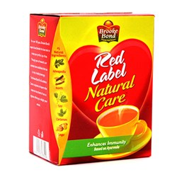 Picture of Red Label Natural Care Loose Tea 250gm