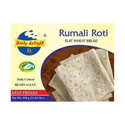 Picture of Daily Delight Rumali Roti 330gm