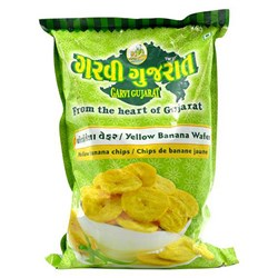Picture of Garvi Gujarat Yellow Banana Wafer 2lb