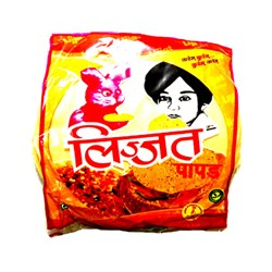 Picture of Lijjat Sindhi Masala Papad 200gm