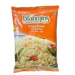 Picture of Brahmins Fried Rava 1 kg