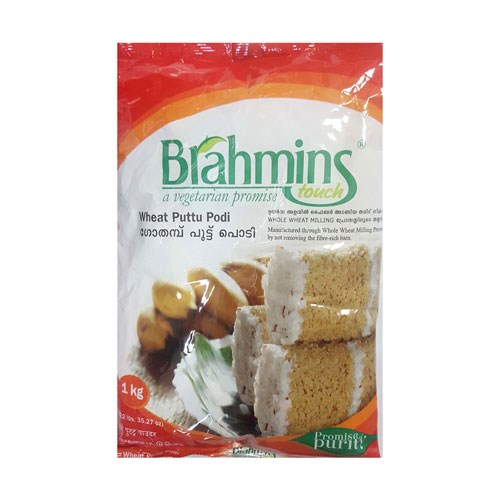 Picture of Brahmins Wheat Puttu Podi 2lb