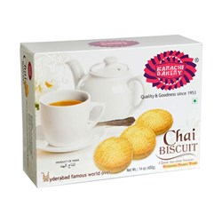 Picture of Karachi Bakery Bake Chai Biscuit 400gm