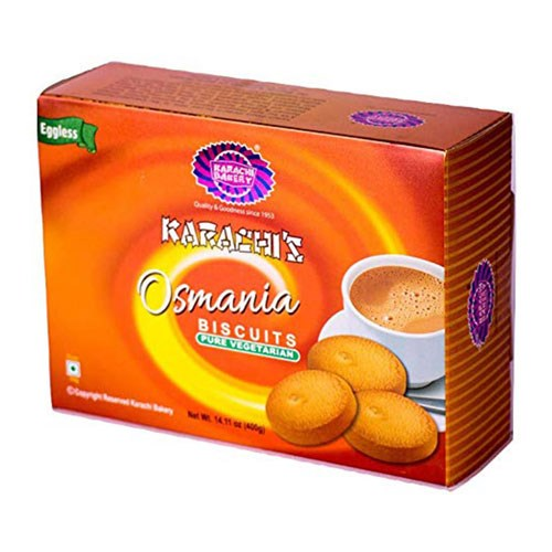 Picture of Karachi Bakery Osmania Biscuit 400gm