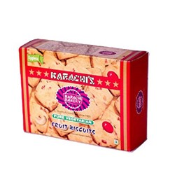 Picture of Karachi Bakery Fruit Biscuit 400gm