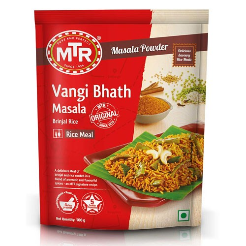 Picture of MTR Vangibath Powder 100gm