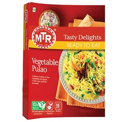 Picture of MTR Vegetable Pulao 250gm