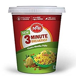 Picture of MTR Cup Khatta Meetha Poha 80gm