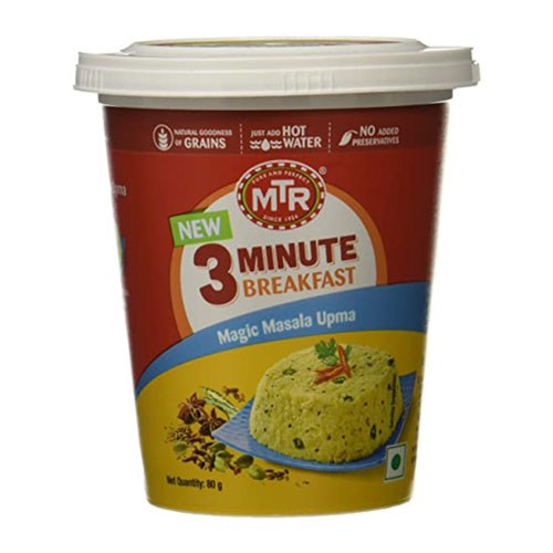 Picture of MTR Masala Upma 80gm