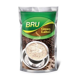 Picture of Bru Green Label Coffee 500gm