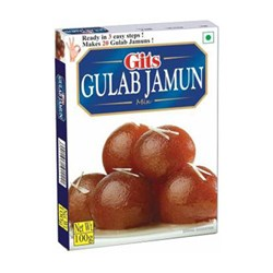Picture of GITS Gulab Jamun 100gm