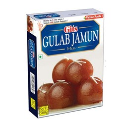Picture of GITS Gulab Jamun 500gm
