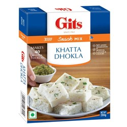 Picture of GITS Khatta  Dhokla 200gm