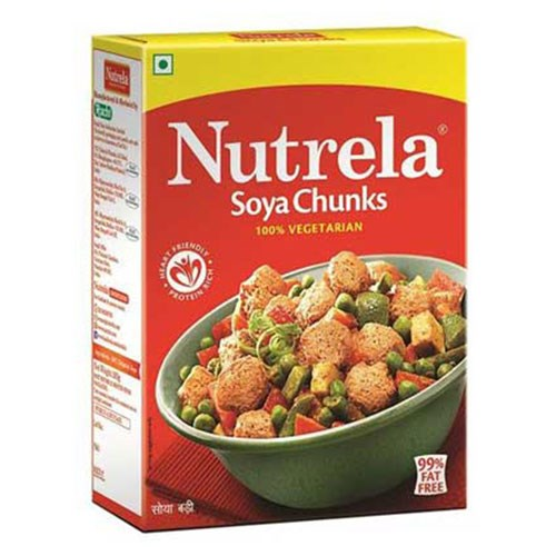 Picture of Nutrela Soya Chunks 200gm