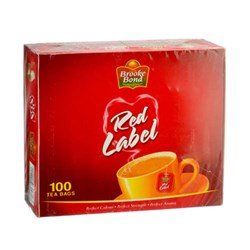 Picture of Red Label Tea Bags 100pc.