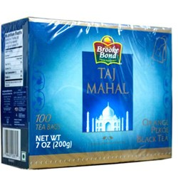 Picture of Taj Mahal Tea Bags 100pc.