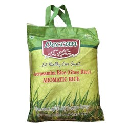 Picture of Deccan Jeerasamba Rice 10lb