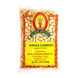 Picture of Laxmi Cashew Whole 400gm