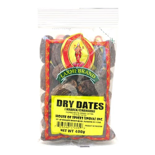 Picture of Laxmi Dry Dates 400gm