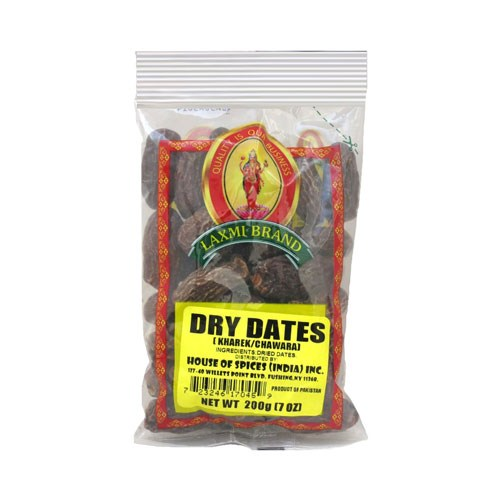 Picture of Laxmi Dry Dates 200gm