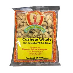 Picture of Laxmi Cashew Whole 200gm