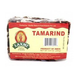 Picture of Laxmi Tamarind Slab 250gm
