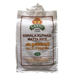 Picture of Laxmi Kerala Kuthari Matta Rice 10lb