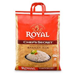 Picture of Royal Chef Secret Basmati 10lb