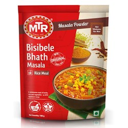 Picture of MTR Bisibele Bhath Masala 100gm