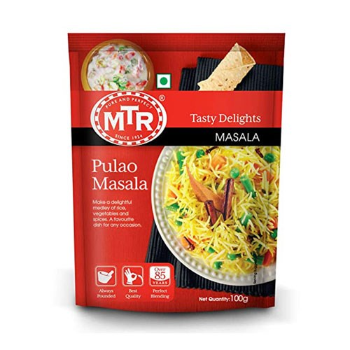 Picture of MTR Pulao Masala 100gm