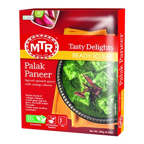 Picture of MTR Palak Paneer 300gm