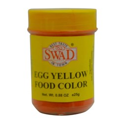 Picture of Swad Yellow Food Color 25gm