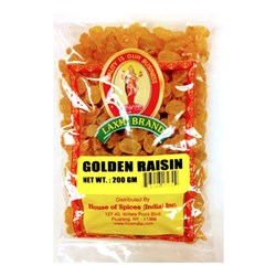 Picture of Laxmi Golden Raisin 200gm
