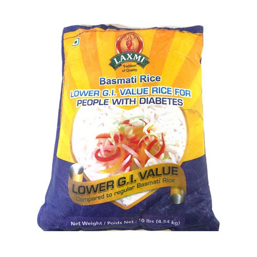 Picture of Laxmi Diabetic Basmati Rice 10lb