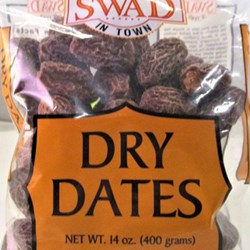 Picture of Swad Dry Dates (Khareek) 14oz