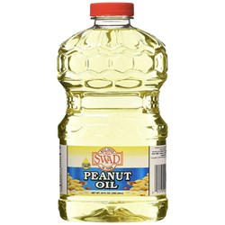 Picture of Swad Peanut Oil 32oz