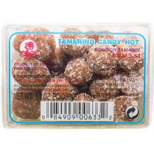 Picture of Tamarind Candy 100gm.