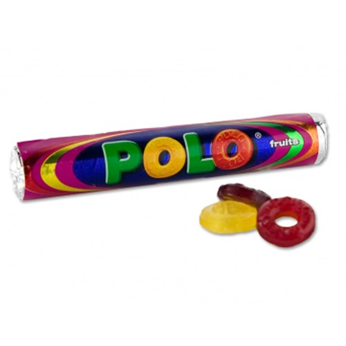 Picture of Polo Fruit Candy 37gm