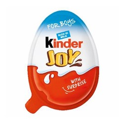Picture of Kinder Joy For Boys 20gm