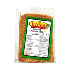 Picture of Bansi Peanut Chikki 100gm