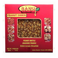 Picture of Bansi Peanut Chikki 14oz