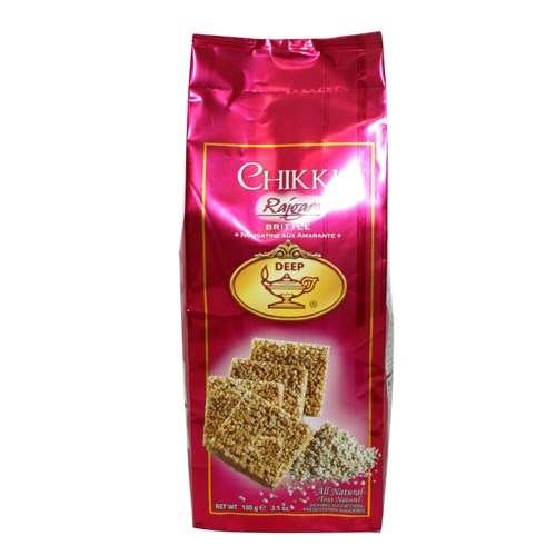 Picture of Deep Rajgira Chikki 3.5oz