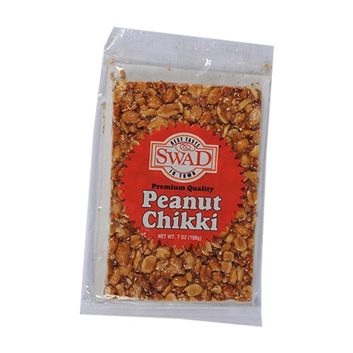 Picture of Swad Peanut Ladoo Chikki 200gm