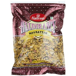 Picture of Haldiram Navrattan Mix 400gm